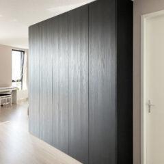 Dark Interior Walls